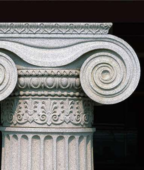 Column detail, U.S. Treasury Building, Washington, D.C. Poster Print by Carol Highsmith - Item # VARPDX463254