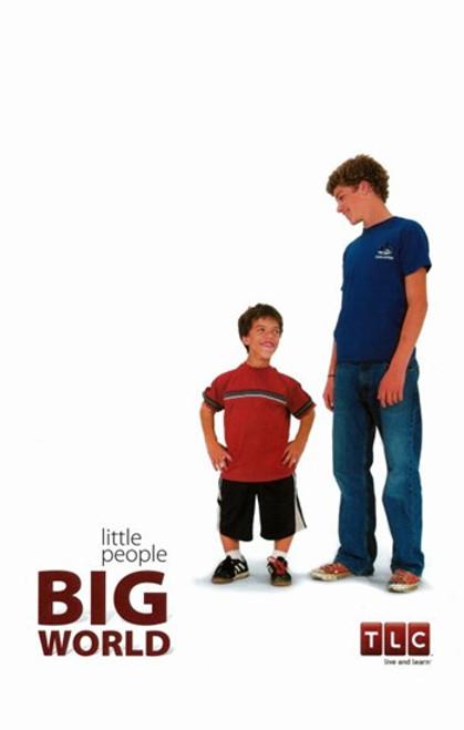 Little People Big World Movie Poster (11 x 17) - Item # MOV372354