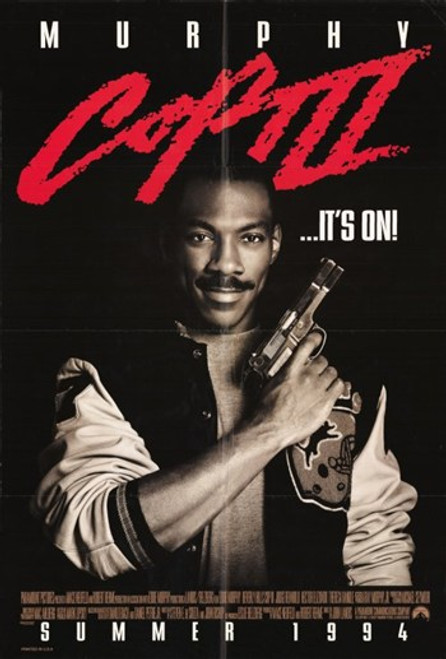 Beverly Hills Cop 3 Movie Poster (11 x 17) - Item # MOV210565