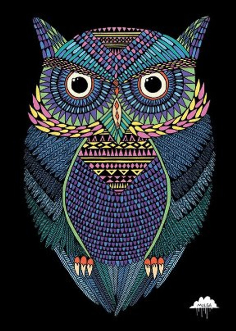 The Magic Owl Brick And Mortar Only Poster Print (40 x 60) - Item # SCOSUB1065