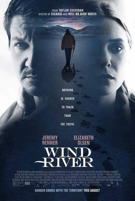 Wind River Movie Poster (11 x 17) - Item # MOVAB32555