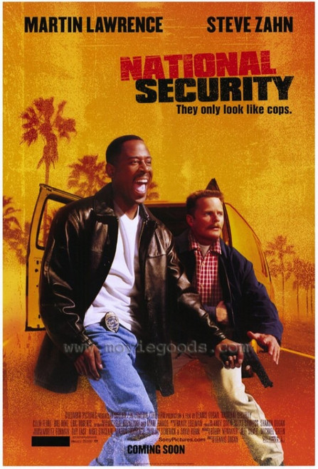 National Security Movie Poster Print (27 x 40) - Item # MOVGH6626