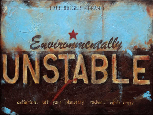 Environmentally Unstable Poster Print by Wani Pasion - Item # VARPDXPOD5859