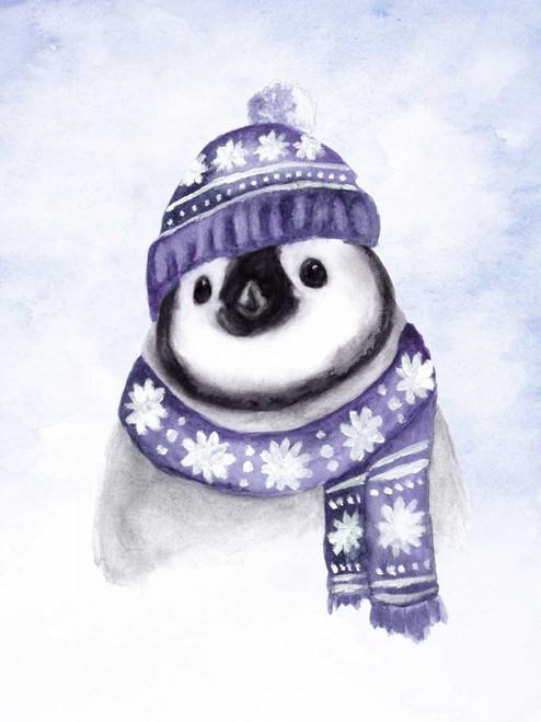 Baby Pinguin Poster Print by Lindsay Barckholtz - Item # VARPDX673BAR1092