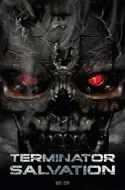Terminator Salvation Movie Poster (11 x 17) - Item # MOVGI6492