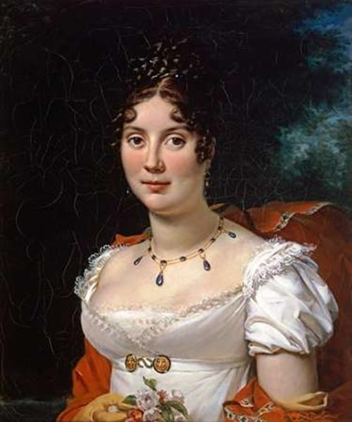 Portrait of a Lady Poster Print by Francois Pascal Simon - Item # VARPDX265542