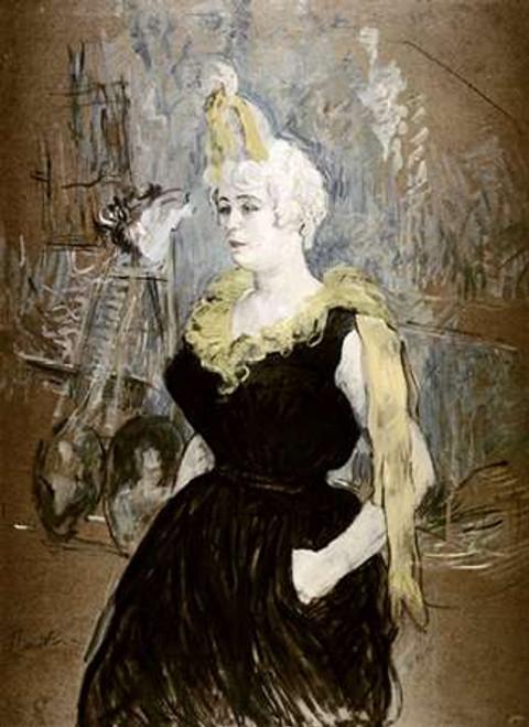 Cha-U-Kao Poster Print by Henri Toulouse-Lautrec - Item # VARPDX278177