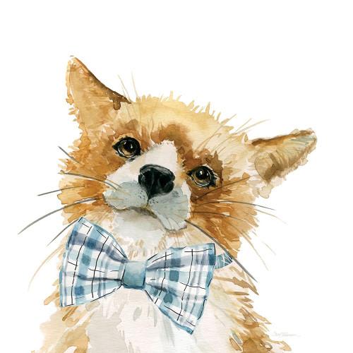 Cute Critter Fox Poster Print by Carol Robinson - Item # VARPDX17905