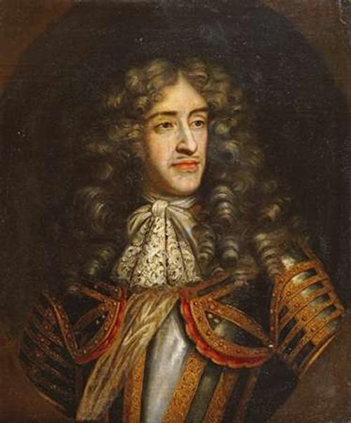 Portrait of James, Duke of York Poster Print by Henri Gascars - Item # VARPDX266360