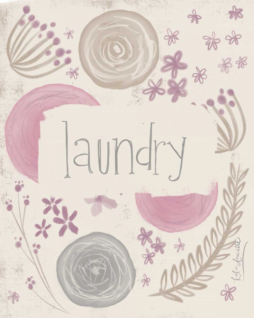Laundry II Poster Print by Katie Doucette - Item # VARPDXKA1834