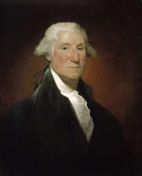 George Washington Poster Print by Gilbert Stuart - Item # VARPDX268562