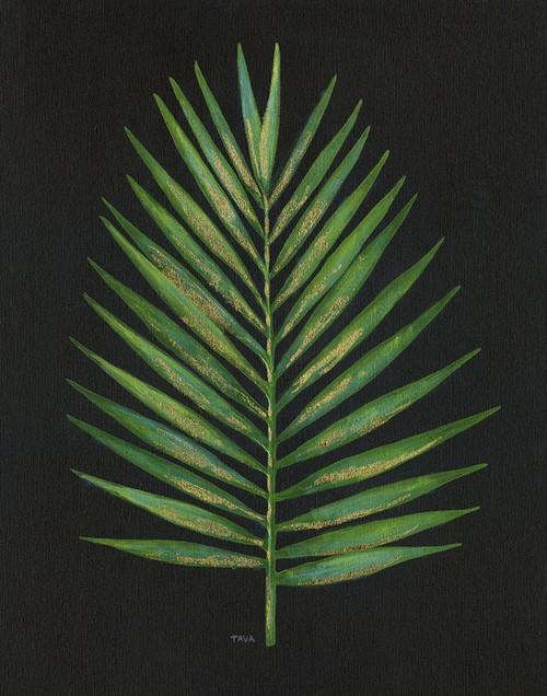 Midnight Palm Poster Print by Tava Studios - Item # VARPDX19092