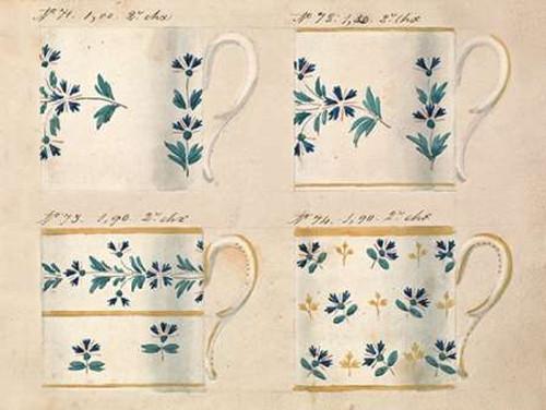 Quatre tasses du 1er choix, ca. 1800-1820 Poster Print by Honore - Item # VARPDX454924