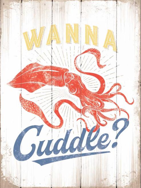Wanna Cuddle Poster Print by JJ Brando - Item # VARPDXJX1011