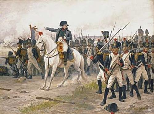 Napoleon at The Battle of Friedland Poster Print by Edouard-Benard-Debat Ponsan - Item # VARPDX268388