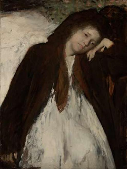 The Convalescent Poster Print by Edgar Degas - Item # VARPDX455044