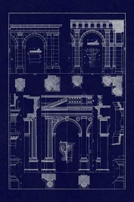 Arcades Poster Print by J. Buhlmann - Item # VARPDX394673