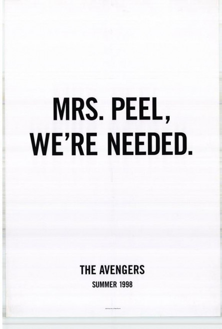 The Avengers Movie Poster Print (27 x 40) - Item # MOVAH7394