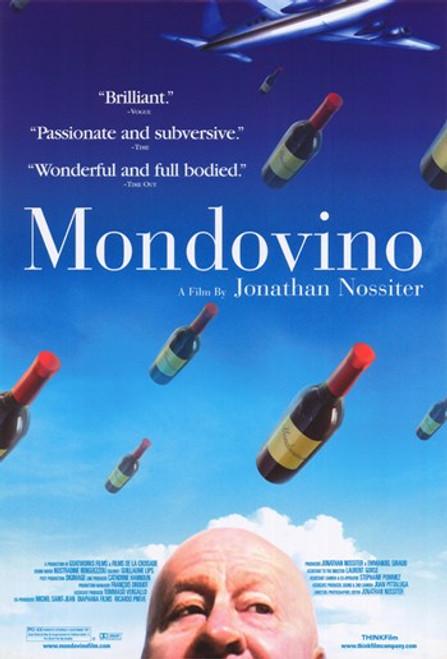 Mondovino Movie Poster (11 x 17) - Item # MOV370306