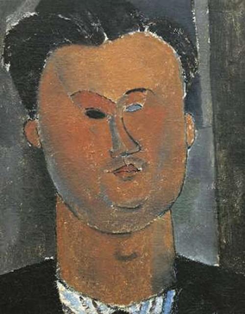 Pierre Reverdy Poster Print by Amedeo Modigliani - Item # VARPDX373705