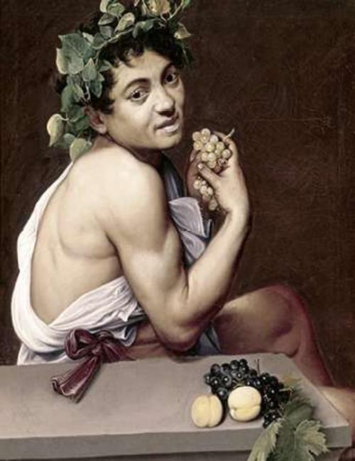 Sick Bacchus Poster Print by Caravaggio - Item # VARPDX281824