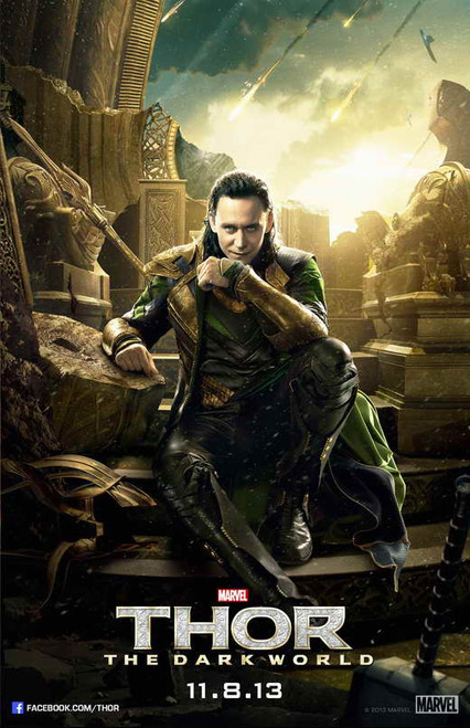 Thor The Dark World Movie Poster (11 x 17) - Item # MOVIB46735