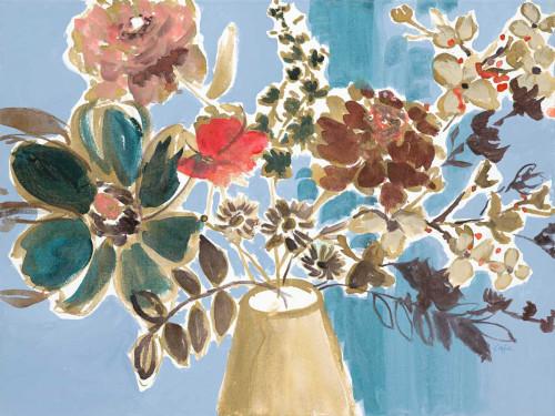 Lulus Bouquet Poster Print by Colleen Sandland - Item # VARPDX643SAN1017