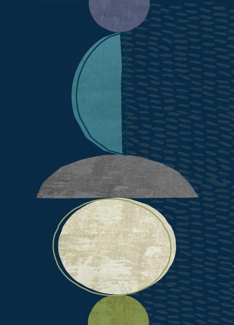 Modern Ellipse 2 Poster Print by Evangeline Taylor - Item # VARPDX916TAY1235