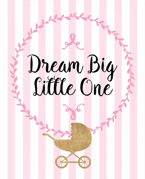 Dream Big Poster Print by Bella Dos Santos - Item # VARPDX907DOS1732