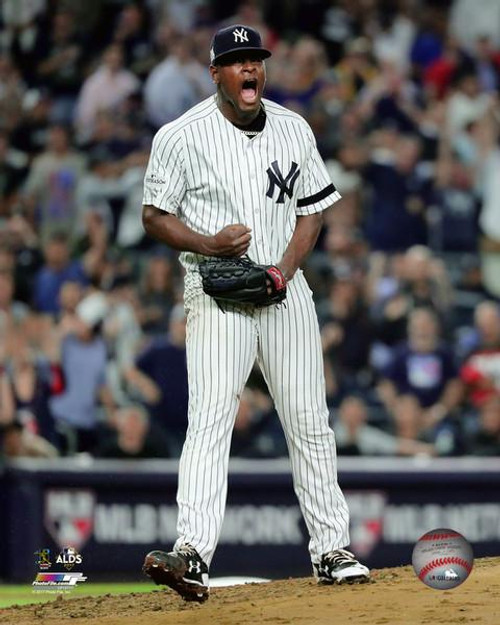 Luis Severino Game 4 of the 2017 American League Division Series Photo Print - Item # VARPFSAAUP107