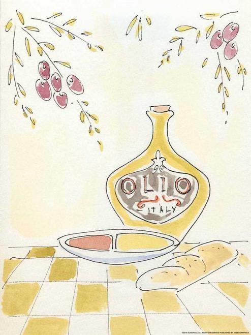 Olio Italy Poster Print by Alan Paul - Item # VARPDXPAU19