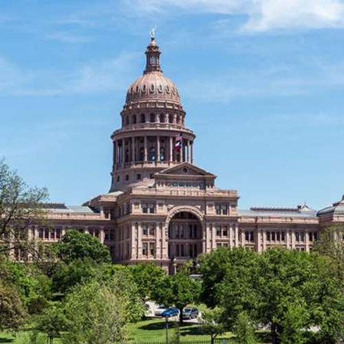 The Texas Capitol, Austin, Texas, 2014 Poster Print by Carol Highsmith - Item # VARPDX464676