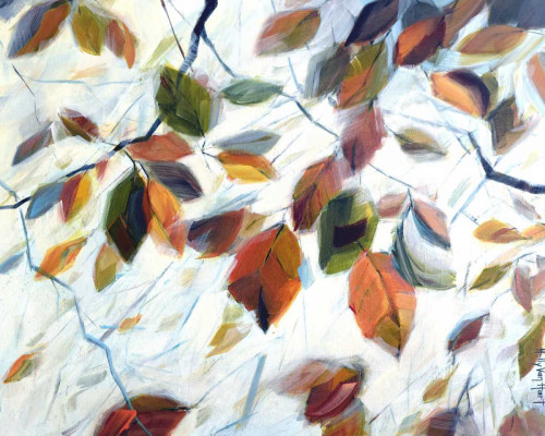 Breath of Autumn Poster Print by Holly Van Hart - Item # VARPDXV653D