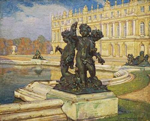 Versailles Poster Print by Einar Wegener - Item # VARPDX268665