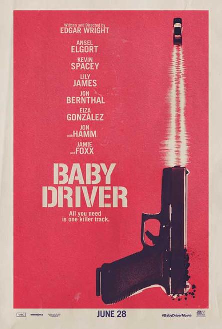 Baby Driver Movie Poster (11 x 17) - Item # MOVEB40555