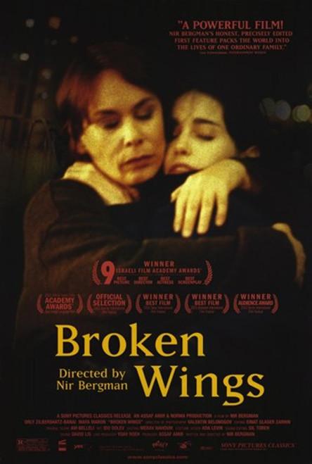 Broken Wings Movie Poster (11 x 17) - Item # MOV257908