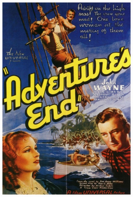 Adventure's End Movie Poster Print (27 x 40) - Item # MOVAH8727