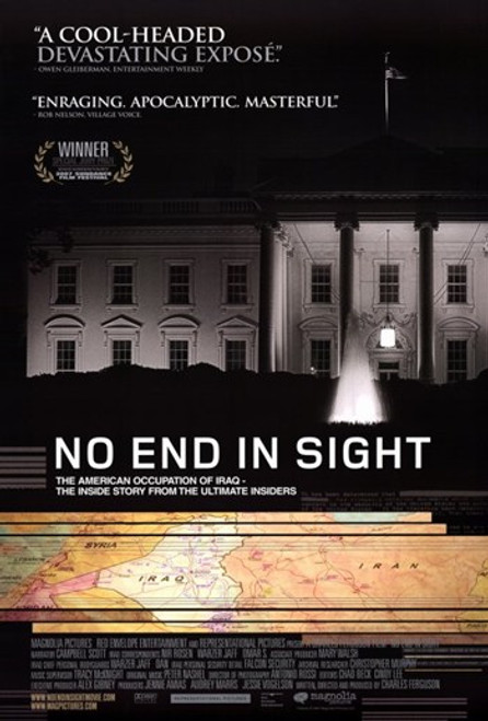 No End in Sight Movie Poster (11 x 17) - Item # MOV403493