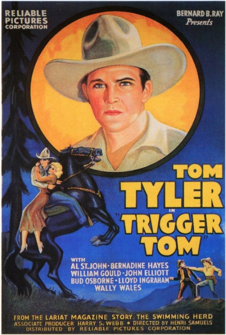 Trigger Tom Movie Poster Print (27 x 40) - Item # MOVCF7342