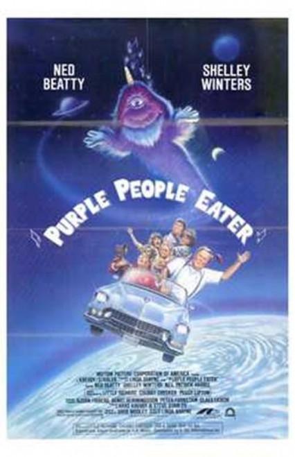 Purple People Eater Movie Poster (11 x 17) - Item # MOV204662