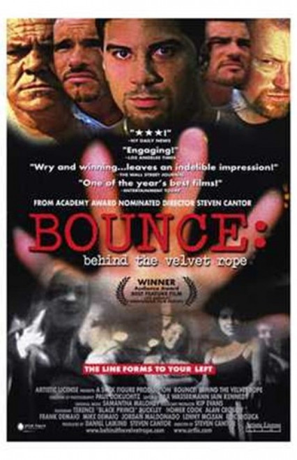 Bounce Behind the Velvet Rope Movie Poster (11 x 17) - Item # MOV200873