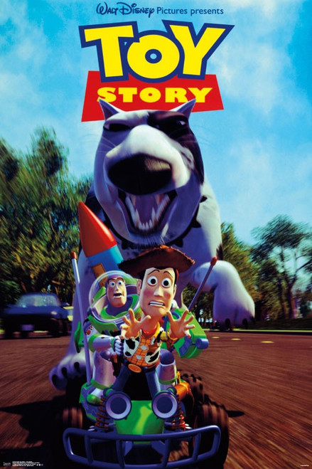 Toy Story - One Sheet Poster Print - Item # VARTIARP15716