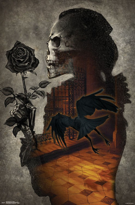 Alchemy - Rose of Udolpho Poster Print - Item # VARTIARP15556