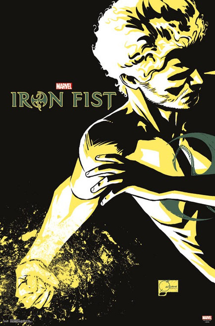 Iron Fist - Promo Poster Print - Item # VARTIARP15743