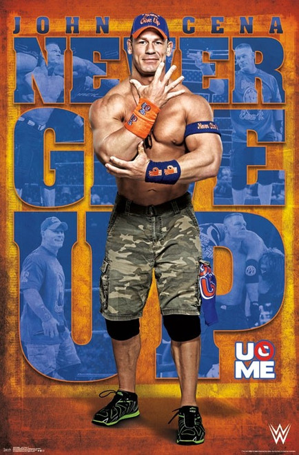 WWE - John Cena 17 Poster Print - Item # VARTIARP16058