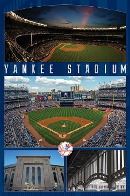 Yankee Stadium Poster Print - Item # VARSCO14522