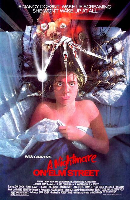 A Nightmare On Elm St Movie Poster Poster Print - Item # VARXPS1446