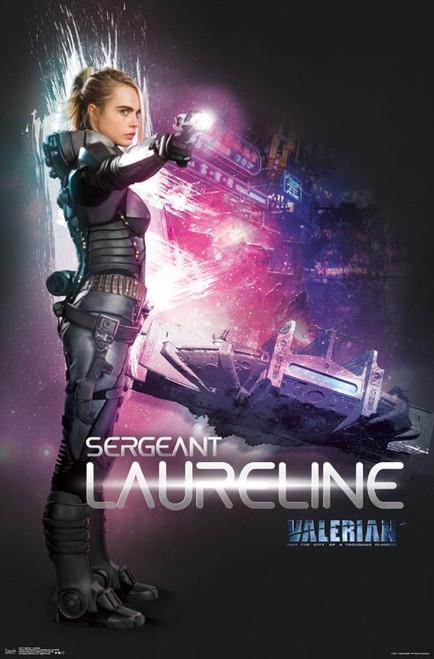 Valerian - Laureline Poster Print - Item # VARTIARP15721