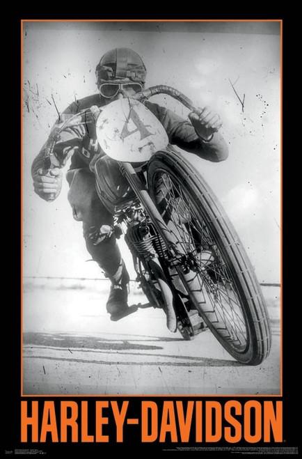 Harley-Davidson_ - Classic Racer Poster Print - Item # VARTIARP15668