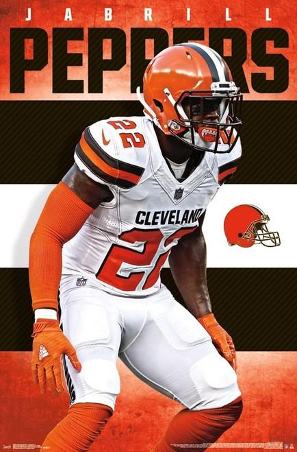Cleveland Browns - Jabrill Peppers Poster Print - Item # VARTIARP16009